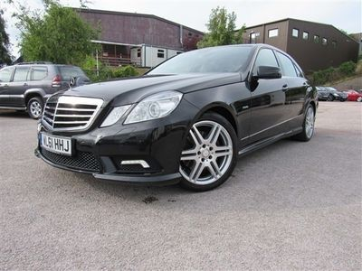 used Mercedes E250 E Class 2.1CDI BlueEFFICIENCY Sport Edition 125 (s/s) 4dr