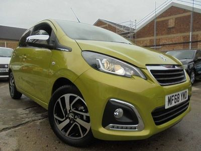 used Peugeot 108 1.0 Collection 2 Tronic 5dr