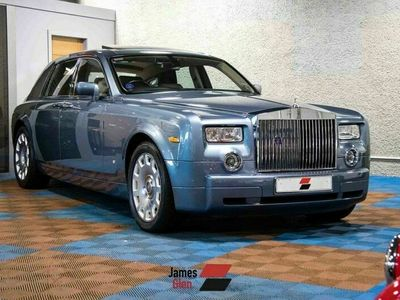 used Rolls Royce Phantom 6.7 V12 4d 454 BHP