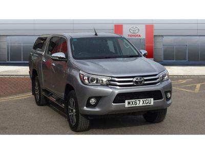 used Toyota HiLux Diesel Invincible D/Cab Pick Up 2.4 D-4D Auto