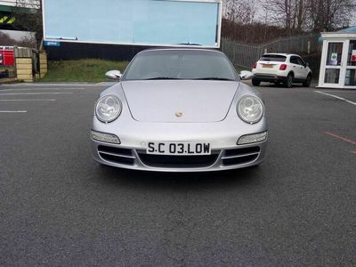 used Porsche 911 Carrera 4S Cabriolet 911 3.8 997 Tiptronic S AWD 2dr
