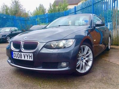 used BMW 325 Cabriolet 3.0 325D SE 2DR AUTOMATIC