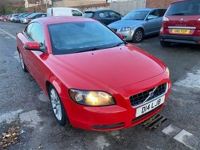 used Volvo C70 2.0D S 2dr