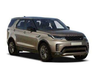 used Land Rover Discovery 3.0 D250 R-Dynamic SE 5dr Auto Diesel Station Wagon diesel sw
