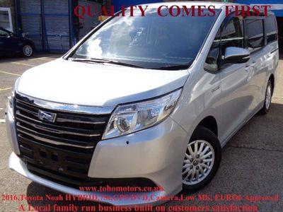 used Toyota Noah Based on Prius+,EURO6,7Seat,GPS/DVD/BT 1.8 5dr
