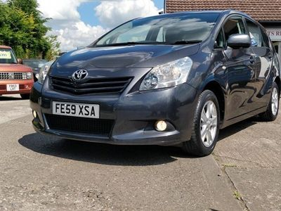 used Toyota Verso Estate 1.6 V-matic TR 5d