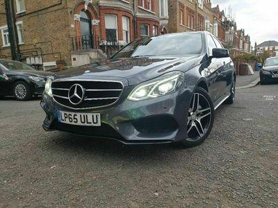 used Mercedes E350 E Class 3.0CDI BlueTEC AMG Night Edition (Premium) 9G-Tronic Plus 4dr