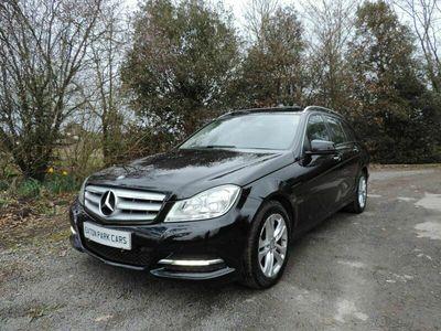 used Mercedes C200 C Class 2.1CDI SE (Executive Premium Plus) 7G-Tronic Plus 5dr