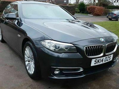 used BMW 520 5 Series 2.0 d Luxury 4dr