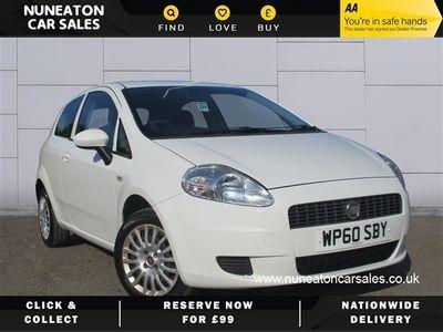 used Fiat Punto SOUND