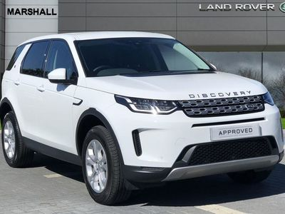 used Land Rover Discovery Sport 2.0 D150 S 5Dr 2Wd [5 Seat]