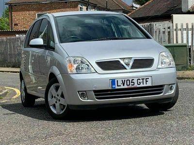used Vauxhall Meriva 1.6 i 16v Design Easytronic 5dr