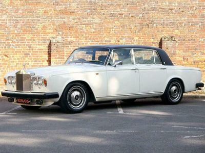 used Rolls Royce Wraith SilverII 6.8 V8 Auto