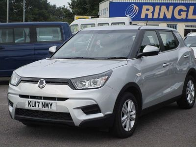 used Ssangyong Tivoli 1.6 e-XGi SE (s/s) 5dr LOW MILEAGE 1 OWNER FROM NEW SUV 2017