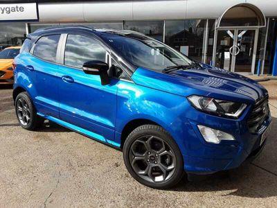 used Ford Ecosport 5dr Hat 1.0t Ecbst 125 St/l Au