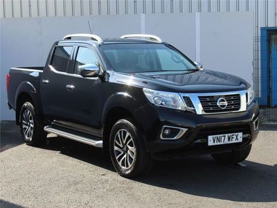 used Nissan Navara Double Cab Pick Up Tekna 2.3dCi 190 4WD