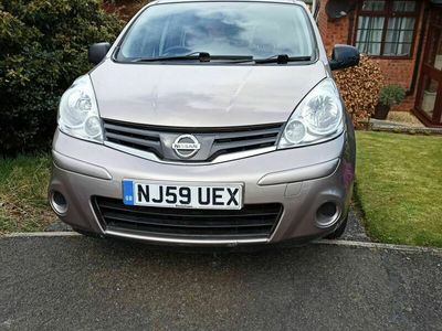 used Nissan Note 1.4 16v Visia 5dr