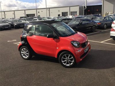 used Smart ForTwo Coupé 2017 Coventry 1.0 Passion 2dr