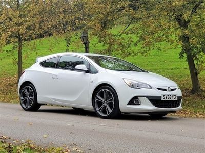 used Vauxhall Astra GTC Limited Edition