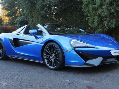 used McLaren 570S V8 SSG 3.8 2dr