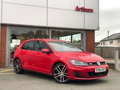 used VW Golf GTD 2.0 5dr