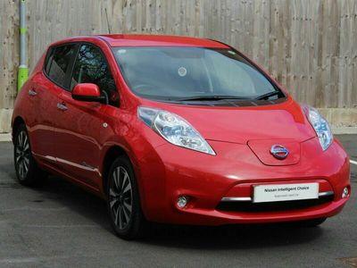 used Nissan Leaf 80kW Tekna 30kWh 5dr Auto