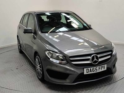 used Mercedes B200 B-ClassCDI AMG Line Executive 5dr Auto