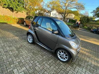 used Smart ForTwo Cabrio 1.0 Turbo Passion Softouch 2dr