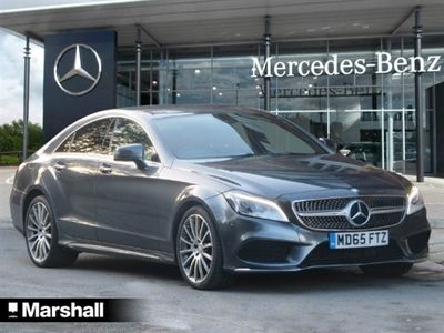 used Mercedes CLS350 CLS 2015 UlverstonAMG Line 4dr 9G-Tronic