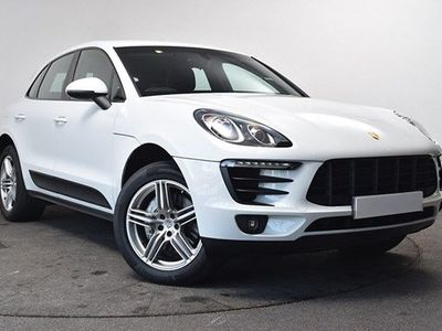 used Porsche Macan ESTATE S 5dr PDK 3.0
