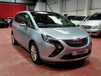used Vauxhall Zafira 2.0 SE CDTI 5d 162 BHP