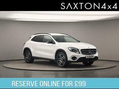 used Mercedes GLA180 Gla Class 1.6Urban Edition (s/s) 5dr