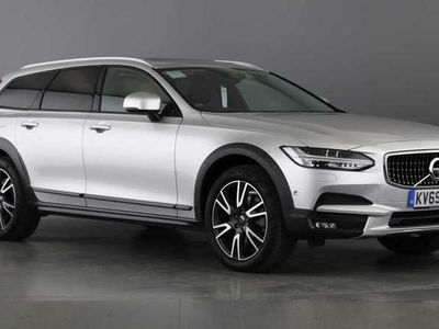used Volvo V90 CC D4 AWD Cross Country Plus (Sunroof, BLIS, 360 Camera, Winter Pack)