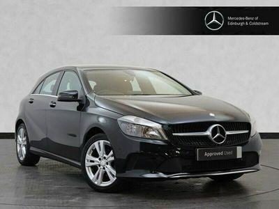 used Mercedes A180 A-Class HatchD Sport Executive 1.5 5dr