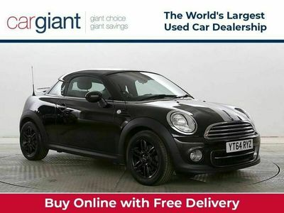 used Mini Cooper Cabriolet
