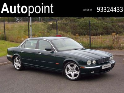 used Jaguar XJ8 XJ 4.2Sovereign LWB Saloon 4dr