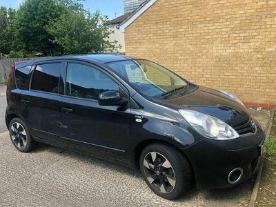 used Nissan Note 1.6 16V n-tec+ Auto 5dr