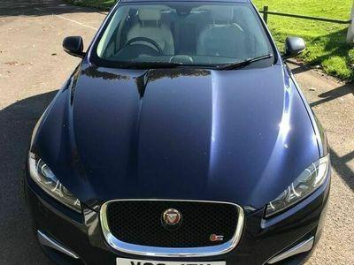 used Jaguar XF 3.0d S V6 Portfolio (s/s) 4dr