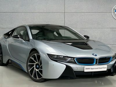 used BMW i8 Coupe
