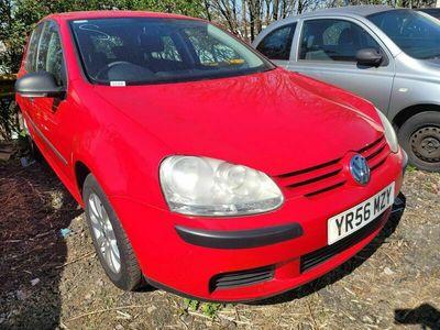 used VW Golf 2.0 SDI S 5dr