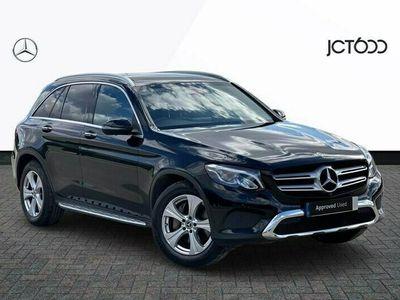 used Mercedes GLC350 4Matic Sport Premium Plus 5dr 9G-Tronic 3.0