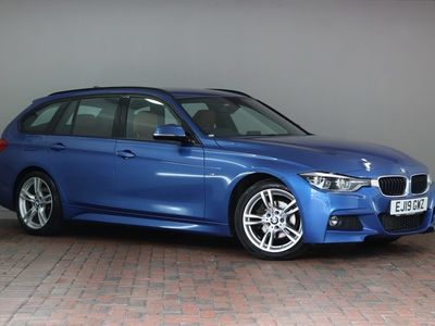 used BMW 318 3 Series d M Sport 5dr