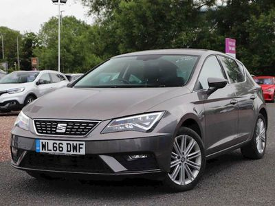 used Seat Leon 2.0 TDI 184 Xcellence Technology 5dr