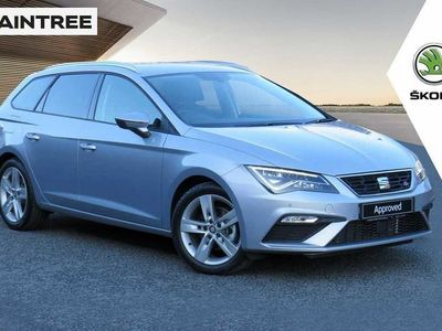 used Seat Leon Estate 2.0 TDI FR (150ps) 5dr