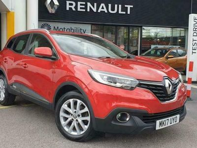 used Renault Kadjar 1.2 TCe Dynamique Nav SUV 5dr Petrol (s/s) (130 ps) £500 DEPOSIT CONTRIBUTION!!! SUV 2017
