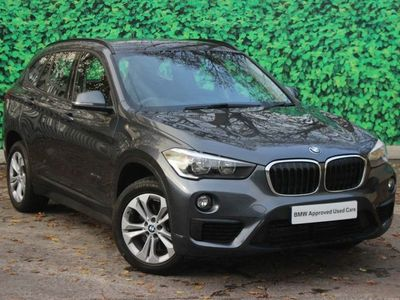 used BMW X1 X1sDrive18d SE Navigation 2017