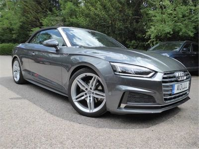 used Audi A5 Cabriolet 40 Tfsi S Line 2Dr S Tronic