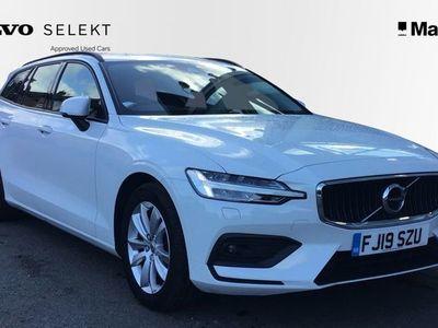 used Volvo V60 2.0 D4 [190] Momentum Pro 5dr Auto Estate 2019