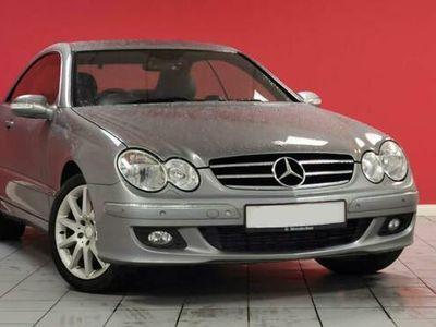 used Mercedes CLK200 CLKAVANTGARDE
