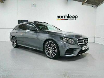 used Mercedes E350 E-Class 3.0dAMG Line (Premium)(s/s) Estate 5d